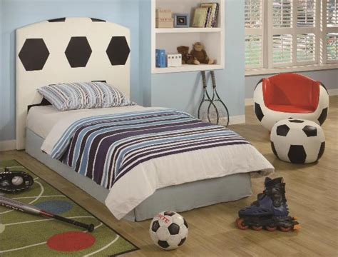 youth football bedroom cm 5004 youth madison furniture direct