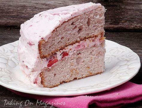 country kitchen strawberry pound cake strawberry cake from the best of america s test