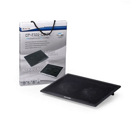 Cooling Pad Notebook Xcool autolizer notebook 10 quot 15 quot laptop usb cooling pad cooler 2