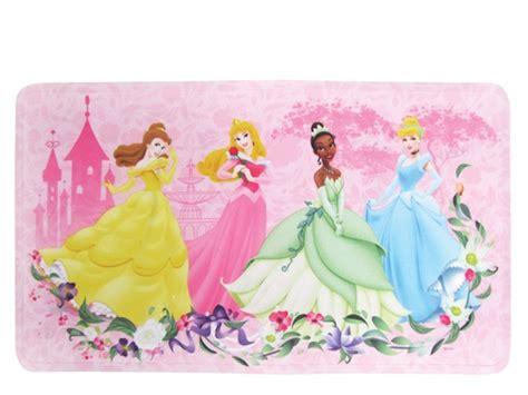 Disney Mat - disney princess bath mat
