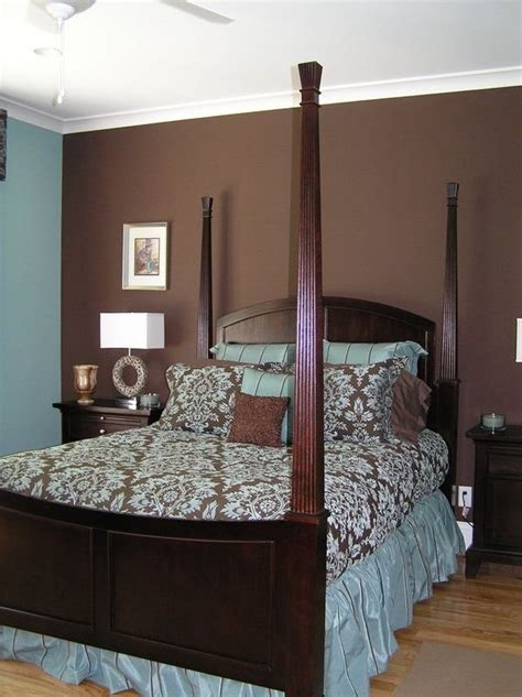 brown bedroom walls 44 best brown and blue bedding images on pinterest