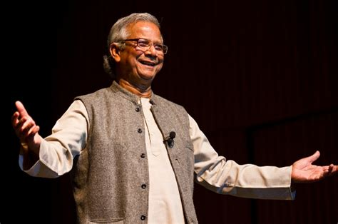 biography of muhammad yunus see a problem start a business tufts now