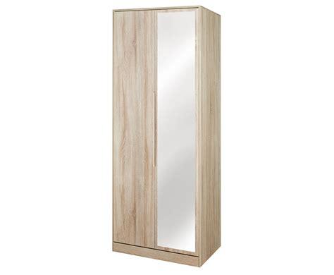 Wardrobe Door Fronts by Riviera Mix N Match 2 Door Mirror Wardrobe 2 Door Wardrobe With Mirror Base Unit Darkolino