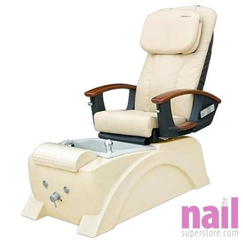 Pipeless Pedicure Chair by T4spa Milan Pipeless Pedicure Foot Spa Chair With