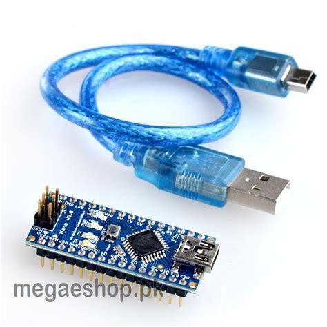 Arduino Nano 3 0 Ch340 arduino nano 3 0 atmega328 with ch340 with usb cable buy