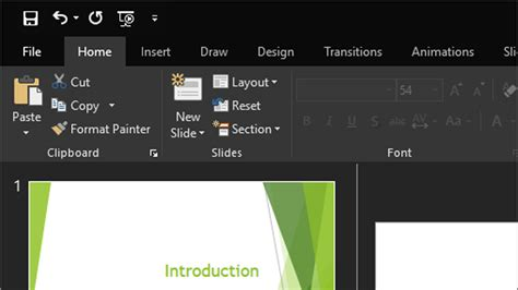 microsoft black themes microsoft technology news new office insider build adds