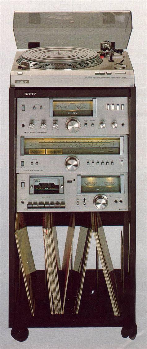 sony  vintage audio love dance