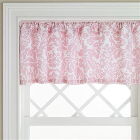 pink valance curtains children s happy life kids curtains kids pink floral