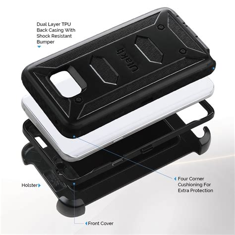 Casing Sasmusng S3 Caseology Hybrid Armor Rugged Shockproof Cover ulak armor hybrid rugged shockproof cover for samsung galaxy note 5 ebay