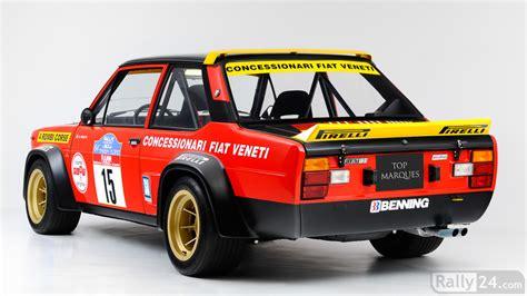 Rally Auto Te Koop Alfa Romeo by Fiat 131 Abarth Rally Auto S Te Koop