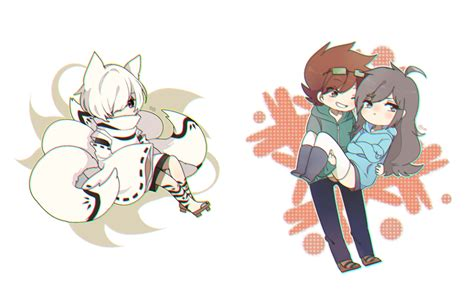 anime chibi cm chibi and chibi by kanomatsu on deviantart