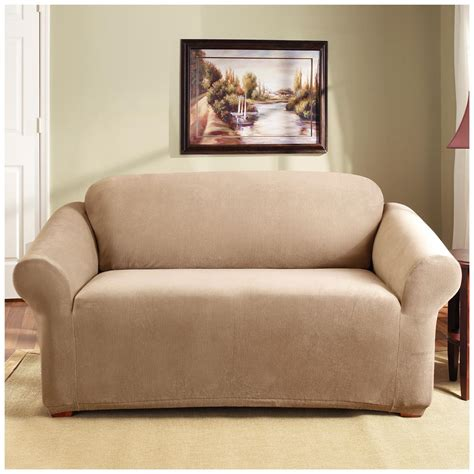 surefit slipcovers loveseat sure fit 174 stretch pearson loveseat slipcover 292822