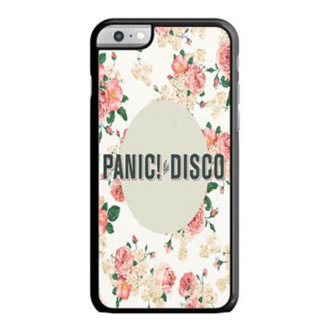 Casing Iphone 7 Panic At The Disco Lyric Cover Custom shop panic at the disco iphone 6 on wanelo