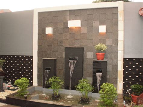 desain gapura dalam rumah desain taman minimalis modern desain rumah minimalis