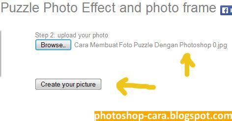 cara membuat video dengan foto online cara membuat foto puzzle dengan photoshop tips photoshop