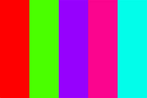 neon color palette neon easter time color palette