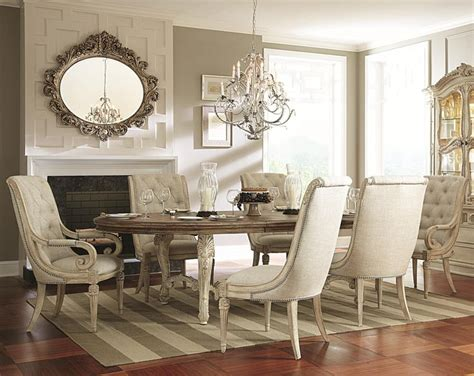 Jessica Mcclintock Home The Boutique Collection 7 Piece Mcclintock Dining Room Furniture