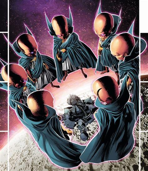 Marvel Comics Les Gardiens De Image Les Gardiens The Watchers Marvel Comics