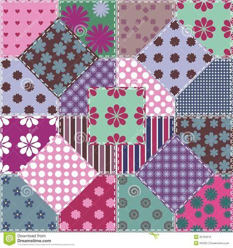 Patchwork Designs - quilt clip car interior design