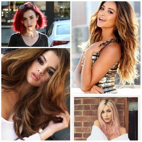 new colors for 2017 new hair colors 2017