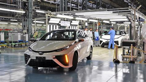 toyota manufacturing process toyota unveils reved manufacturing process marketwatch