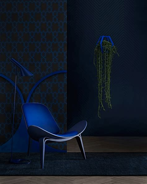designer kleiderbügel shell chair by carl hansen x jim thompson