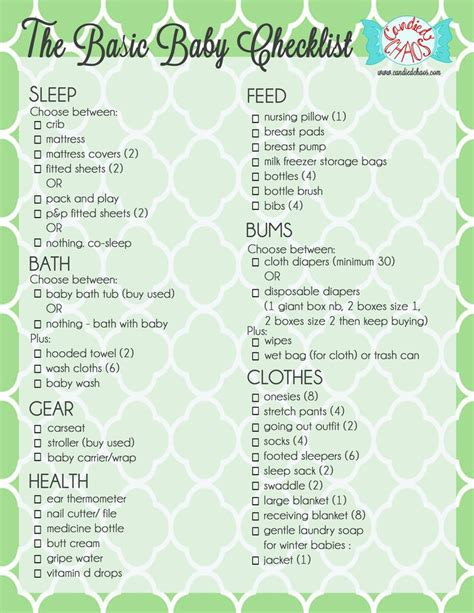 What Do You Need For Baby Shower by 25 Best Ideas About Baby Essential List On