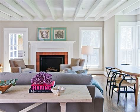 exposed ceiling joists design common areas