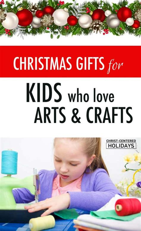 unique gifts for crafters best gifts for that encourage creativity centered holidays