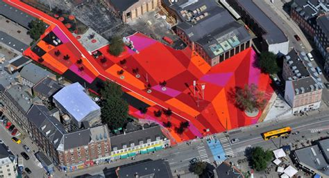 How To Construct A House by Superkilen Urban Park By Big Architects Topotek1 Superflex