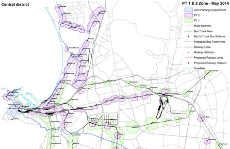 future road map voortrekker road corridor holds the key for cape town s