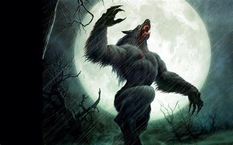 Loup Garou coloriage loup garou