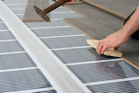 Electric Radiant Floor Heating by Underfloor Heating Compare Contractors Save Modernize
