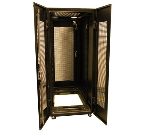 24u Server Rack by New 24u Server Rack Enclosure Black Racks Cabinet Dell