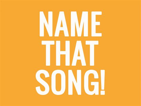 name that name that song for a chance to win 50 gift card