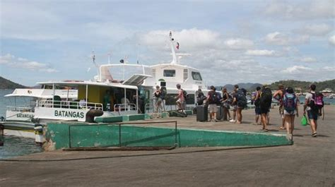 fast boat el nido fast ferry from coron to el nido online booking