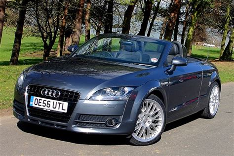 audi tt roadster    prices parkers