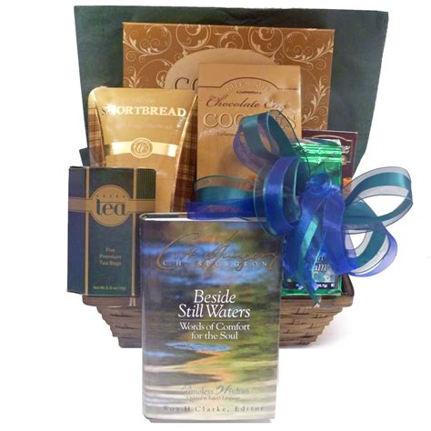 Comfort Gifts by Words Of Comfort Sympathy Gift Basket Lordsart