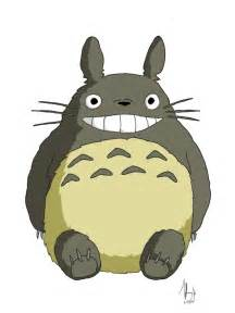 totoro by dragonphoenixdemon on deviantart
