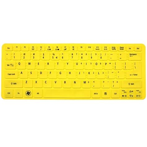 Keyboard Protector Acer color acer aspire s3 keyboard protector skin cover us layout acer laptop keyboard cover