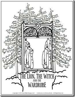 Witch And Wardrobe Study Guide by The The Witch The Wardrobe Unit Study Confessions Of A Homeschooler