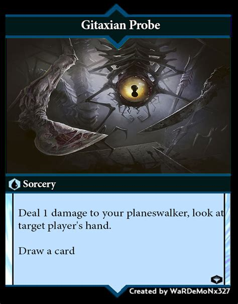 Arena Of The Planeswalkers Card Templates Mse by New Custom Cards V0 3 Updates To Come U G Planeswalker