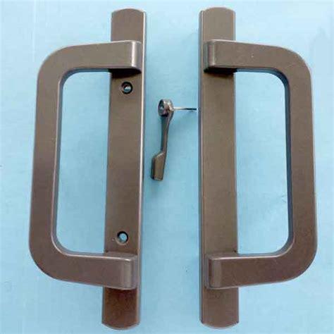 pgt patio doors window door parts handle sets metal