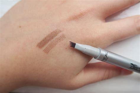 nedz tattoo pen review l oreal brow artist micro tattoo pen review a beautiful ride