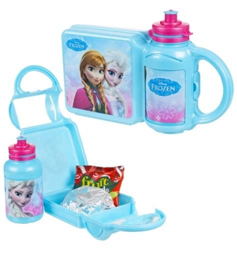 Gardener S Supply Lunch And Learn by Disney Frozen 2pc Lunchbox And Bottle 565279
