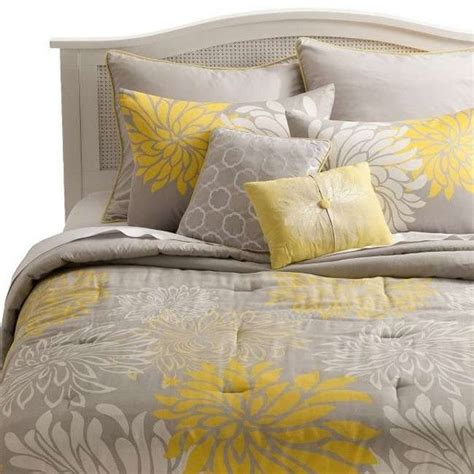 target grey bedding yellow and grey bedding target here now pinterest