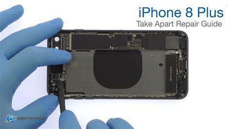 iphone 8 plus take apart repair guide repairsuniverse