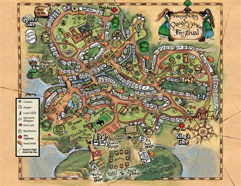 texas renaissance festival map 21 simple texas ren map swimnova