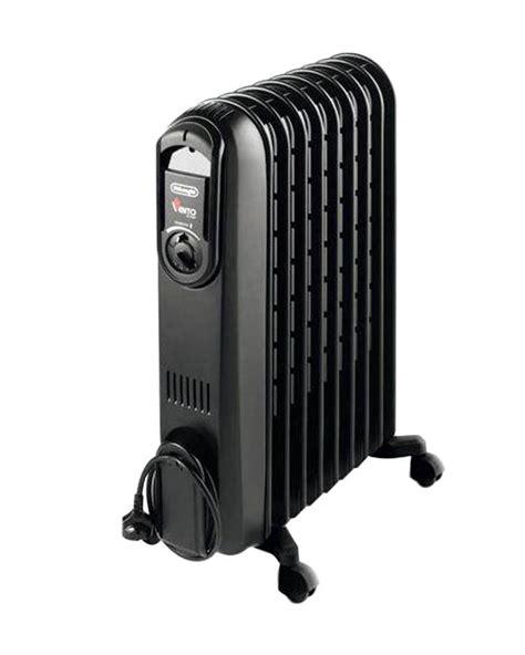 delonghi room heater oil filled radiator price