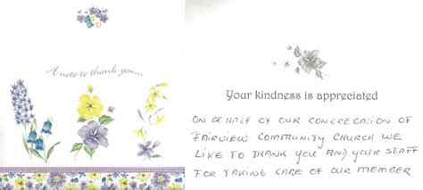 Thank You Letter Kindness Dr Harris Testimonials California Hernia Specialists